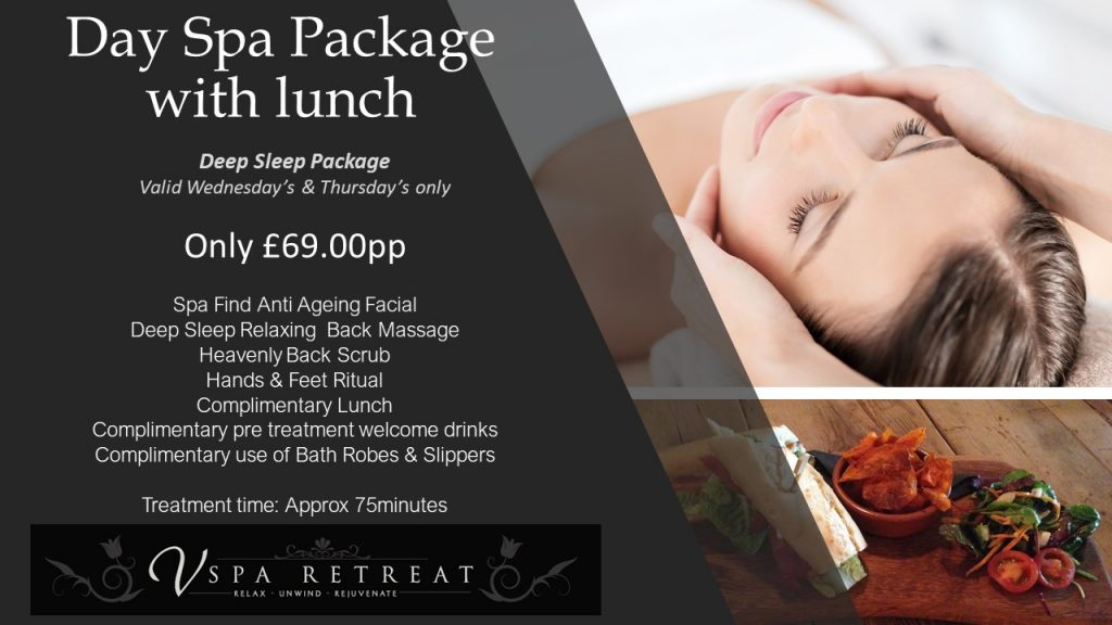 vspa retreat special offer